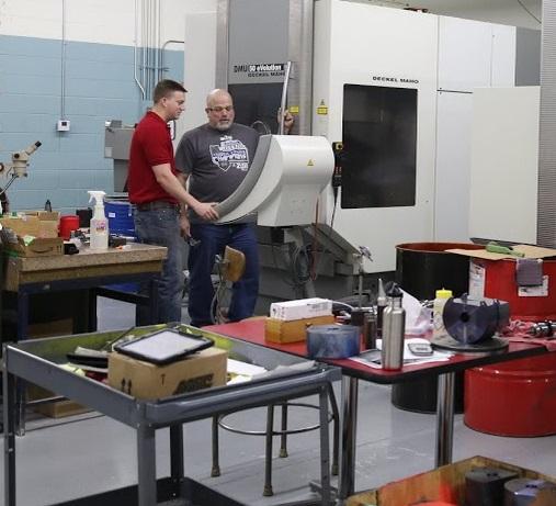 Machine Shop Nashville, TN | Owens Industries, Inc Oak Creek